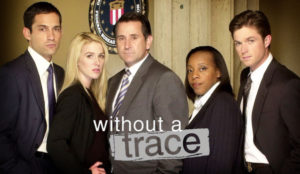 WITHOUT A TRACE/FBI 失踪者を追え!