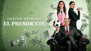 エル・プレシデンテ ~南米・チリ サッカー界の闇を知る男~